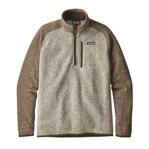 Patagonia Better Sweater 1/4-Zip Fleece Medium